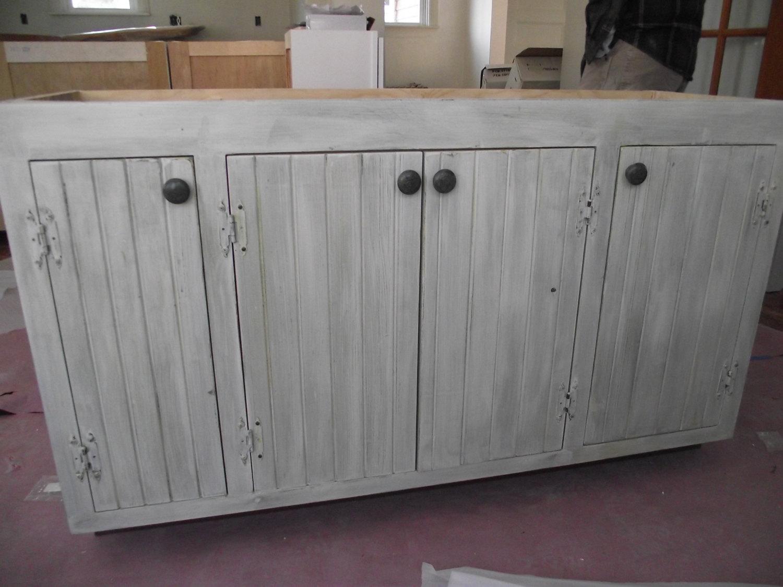 Bathroom Vanities Custom Made Raw or endless painted finishes – Studio 4