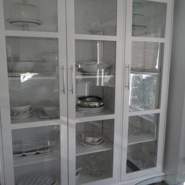 Display Cabinet Custom Built Dining Room Kitchen Hutch China Collector S Studio 4